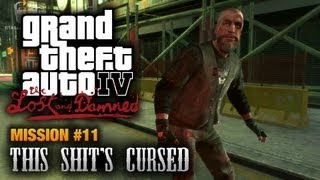 GTA: The Lost and Damned - Mission #11 - This Shit
