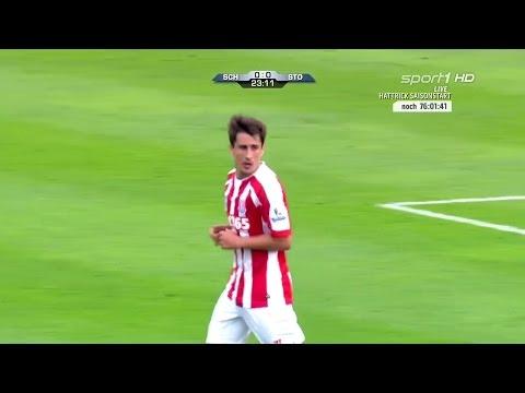 Bojan Krkić vs Schalke 04 (Pre-Season 14-15) HD 720p by i7xComps