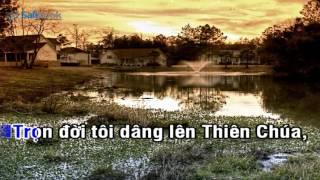 [Karaoke TVCHH] 107- HÁT NHƯ ĐA-VÍT - Salibook