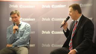 Funny moment with Ronan O'Gara and Donal Lenihan