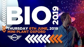 BIO 2019 - Book your tickets now!