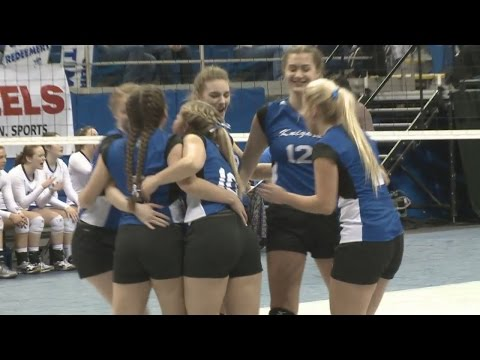 Sports: North Dakota HS Volleyball Semifinals