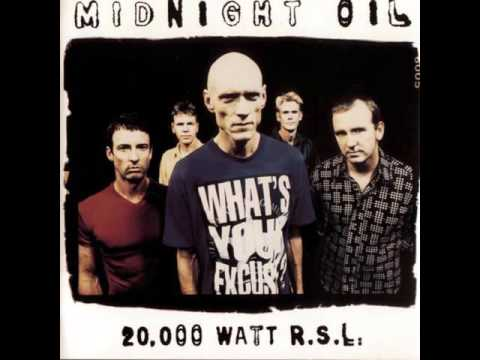 Midnight Oil - 20,000 Watt R.S.L. (Greatest Hits) (1997) [Album]