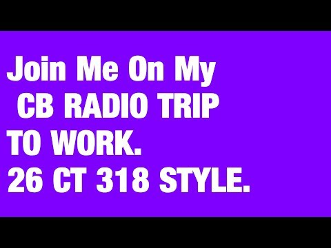 CB RADIO  SSB MOBILE off grid Communication.