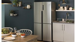 Haier Hrq16n3bgs Counter-depth French Door Refrigerator Review