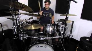 SJHDRUMS - Fall Out Boy - Sugar We