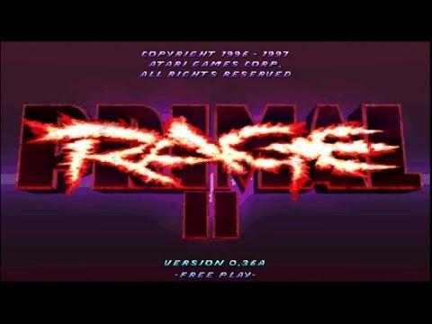 Primal Rage 2: A Forgotten Legend