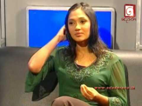 Upeksha Swarnamali Talking About Her Knowledge