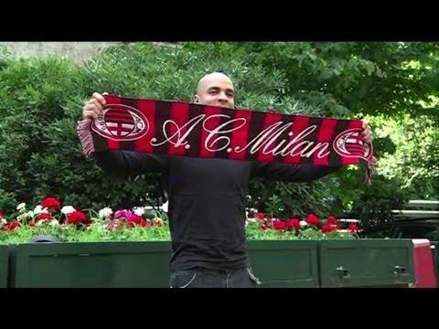 E' arrivato Alex, Welcome to Alex! | AC Milan Official