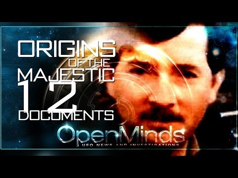 Majestic 12: Is This Legendary UFO Conspiracy U.S. Air Force Disinformation? (VIDEO)