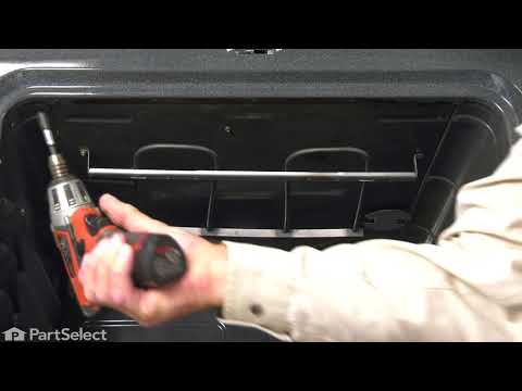 GE Range/Stove/Oven Repair – How to Replace the Broil Element