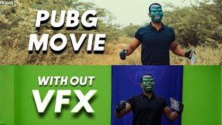 VFX Breakdown | PUBG Movie