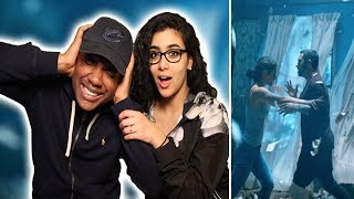 Eminem - River ft. Ed Sheeran | REACTION VIDEO - IS EMINEM EVEN THE RAPGOD 🤔🙄 DID HE FALL OFF 👎🤣