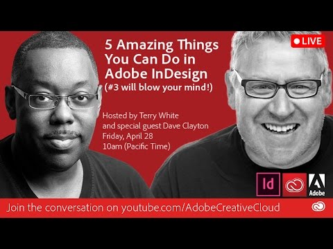 5 Amazing Things You Can Do In Adobe InDesign