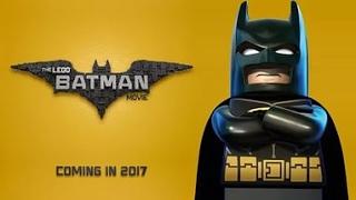 лего фильм бэтмен мультфильм 2017