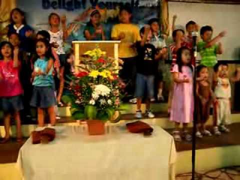 Here I am to worship - HBC Wonder Kids