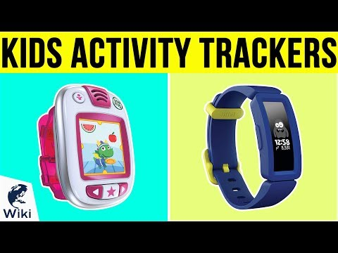 Top 7 Kids Activity Trackers of 2019 | Video Review
