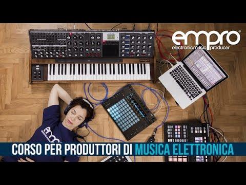 Empro - Corso Produttori di Musica Elettronica