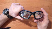 Olympic Dual Segment Bifocal Safety Glasses Review - YouTube