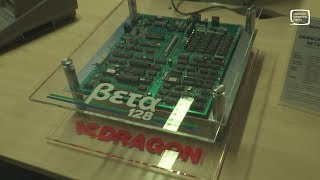 Dragon Beta 128 - Extremely Rare Vintage Computer