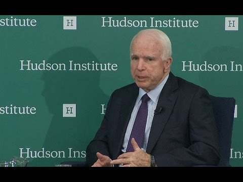 McCain: No desire to re-open wounds of Vietnam