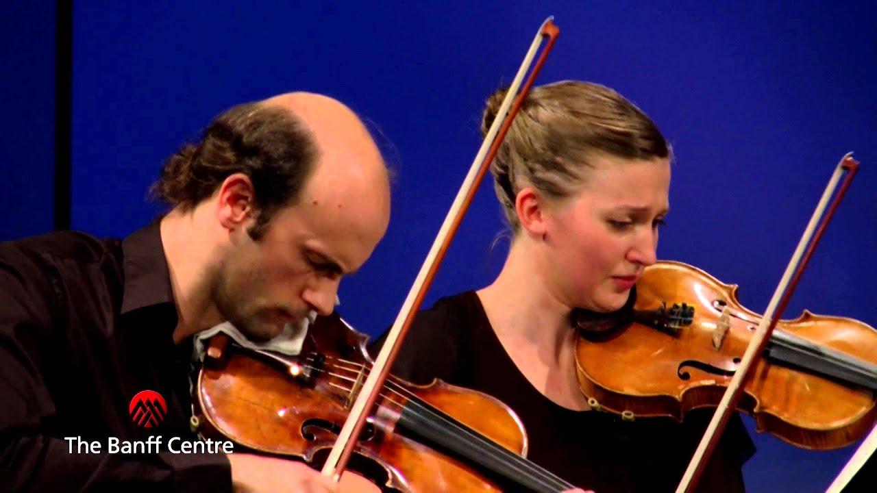Download BISQC 2013 - Noga Quartet - Joseph Haydn Quartet in G Major