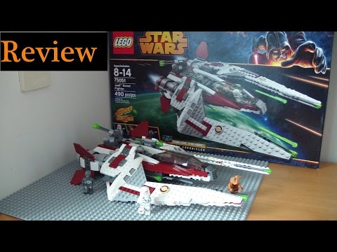 LEGO Star Wars Jedi Scout Fighter 75051 Review