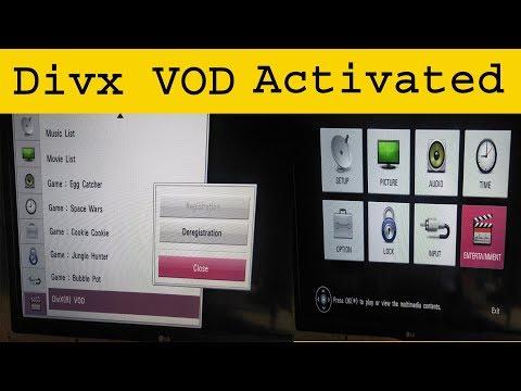 Divx Vod Registration Get Download Software