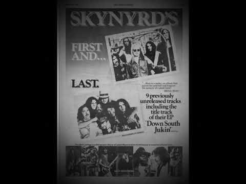Lynyrd Skynyrd-Allen,Gary,Leon (1978) Interview