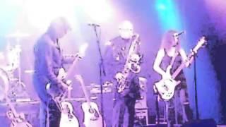 Brian (Saxophone) Jones jams with the Amazing Kappa Band