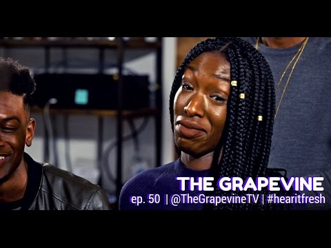 "THE GRAPEVINE | Season 2 | Ep. 50 (1/3): Samuel Jackson: ""Get Out"" Should have African American Lead"