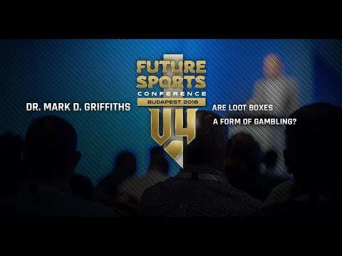V4 Future Sports Fest Business Conference Budapest 2018 - Dr. Mark D. Griffiths - 11.