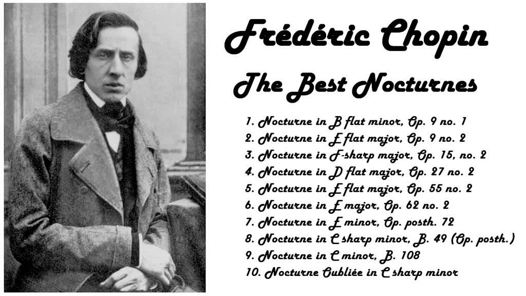 Frédéric Chopin The Best Nocturnes In 432 Hz Tuning Great For Reading Or Studying Youtube