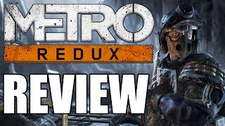 Metro Redux Nintendo Switch Review - The Final Verdict (Video Game Video Review)