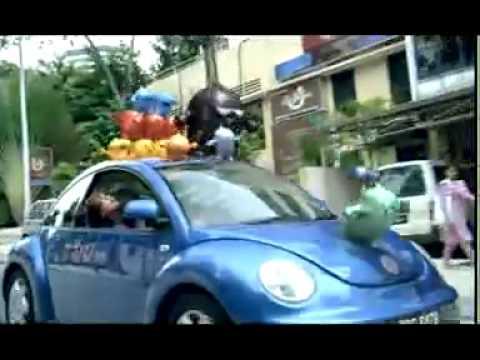 Quảng cáo Nippon Paint Blobby nhạc cực vui cho bé