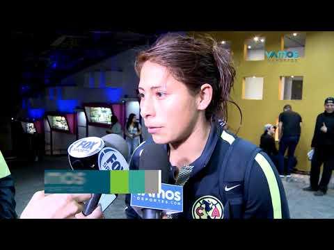 Semifinal de vuelta Liga MX Femenil Club América  2-1 Tigres