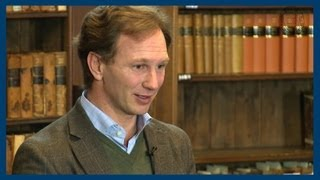 Red Bull Formula 1 | Christian Horner | Oxford Union