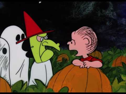 Its the Great Pumpkin Charlie Brown part 2