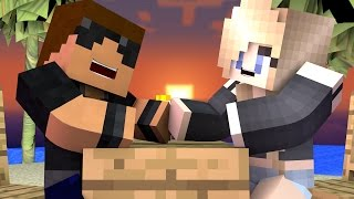 "ANNIVERSARY DATE! | Newly Weds Ep.7 ""Minecraft Roleplay"""