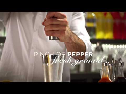 SVEDKA Vodka - 調酒比賽記錄-藍眼淚 @ 吃心絕對 - 美食旅遊部落格 :: 痞客邦