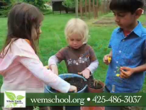 Whole Earth Montessori School The, Bothell, WA