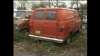 "Police Catch A Break: ""The Ripper Crew"" Van"