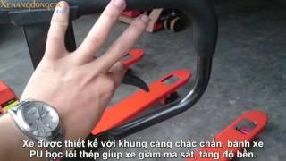 Xe nâng tay, xe kéo tay, xe nâng tay Meditek Đài Loan
