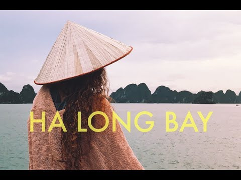 CRUISE CONTROL - Ha Long Bay Travel Vlog 2017