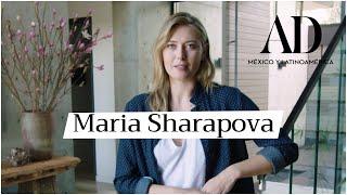 Maria Sharapova te guía en este tour a través de su hermosa casa