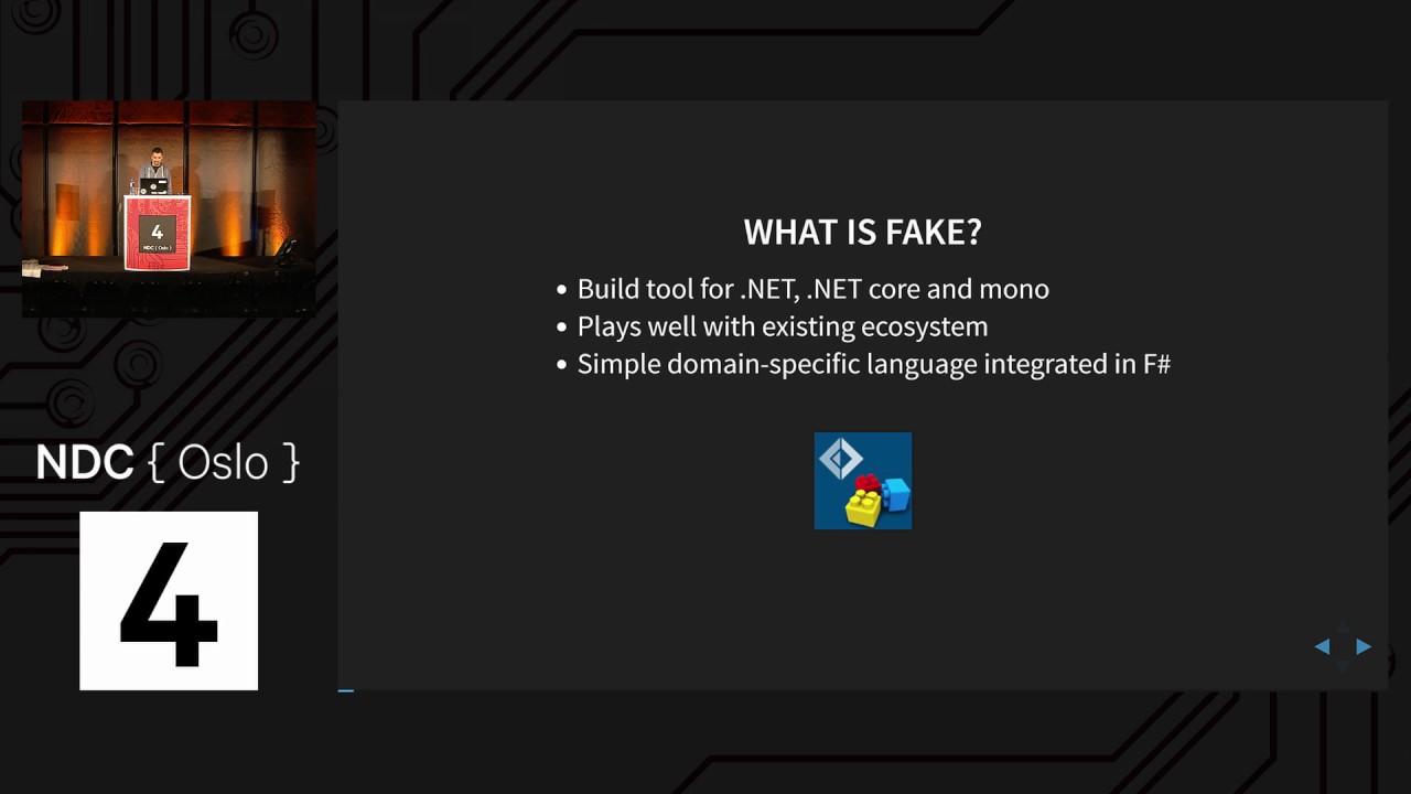 FAKE + Paket – PowerTools for  NET developers - Steffen Forkmann