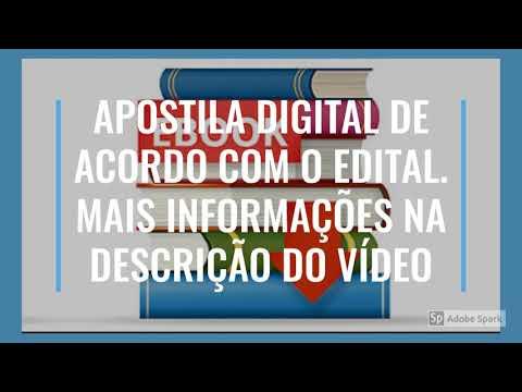 APOSTILA PREFEITURA DE IJUÍ RS 2020 TESOUREIRO EM PROMOÇÃO