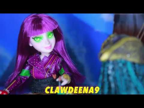 Descendants 2 ITS GOING DOWN Scene Stop Motion FULL MOVIE