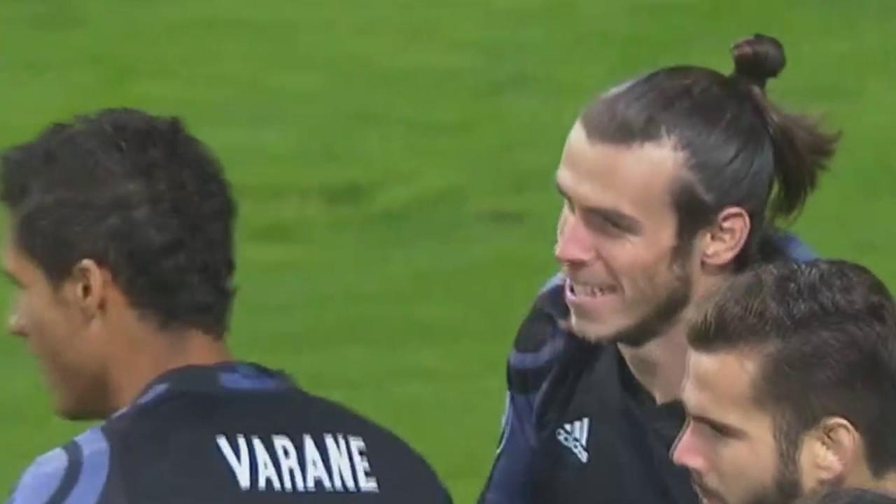 Download Gareth Bale Goal Legia Warsaw vs Real Madrid 0-1 Champions League 11/2/2016