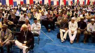 Urdu Nazm: Ay Khuda Kamzor Hain Hum, Apnay Hathon Say Utha (Jalsa Salana USA 2011)